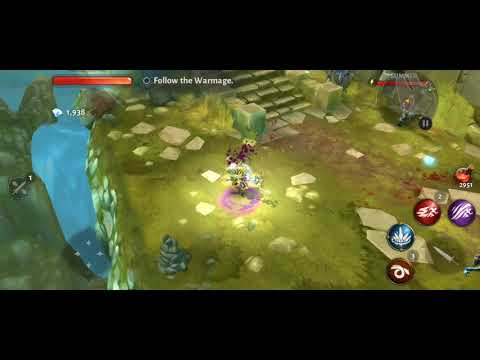 Dungeon Hunter 5 Solo Mission 13 (Epic Level) - Android Gameplay HD