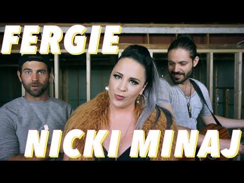 You Already Know - Fergie and Nicki Minaj - Stacey Kay (Live Cover)