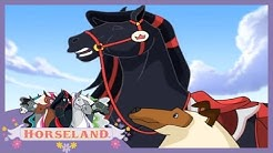 Horseland: You Can't Judge A Girl By Her Limo // Season 1, Episode 1 Horse Cartoon 🐴💜