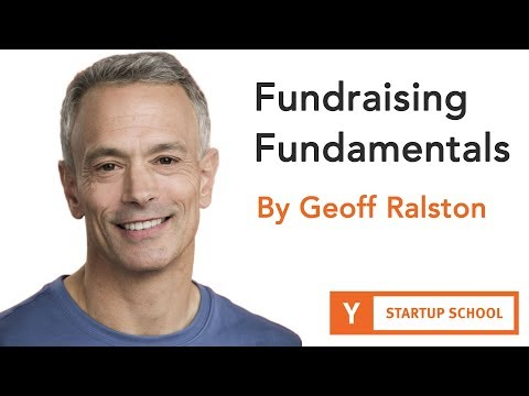 Fundraising Fundamentals By Geoff Ralston