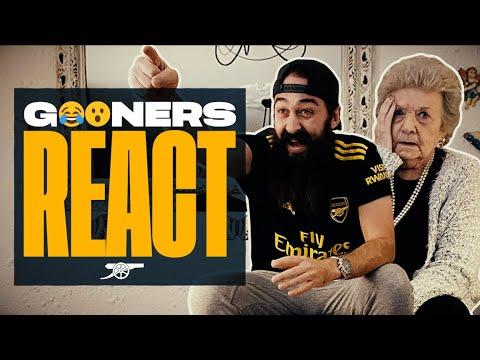 🤣 Beau's not happy with Nan | Chelsea vs Arsenal (0-1) | Gooners React