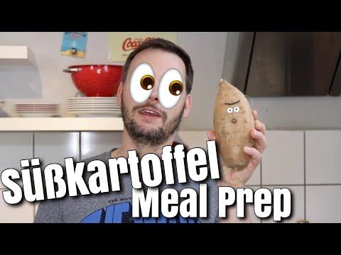 MEAL PREP | Mexikanischer Süßkartoffel Topf | Florian Mennen