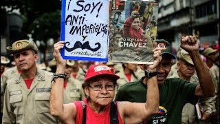 Wilkerson: Trump Has No Business Threatening Venezuela