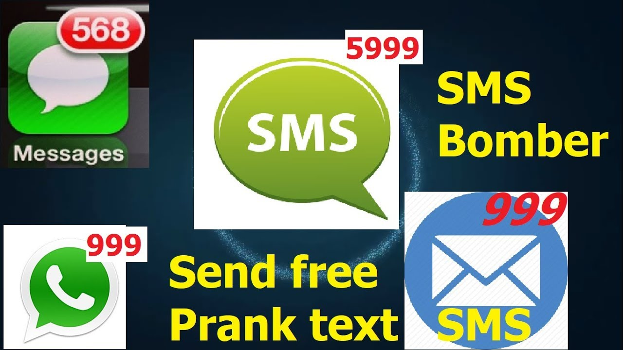 How to Send Prank Messages to your Friends | SMS Bomber online prank