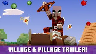 Village & Pillage: Official Trailer