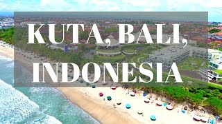 1ST TIME IN KUTA BALI INDONESIA!