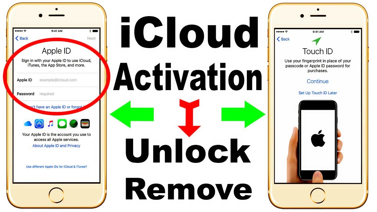 iphone activation required how to unlock remove delete icloud activation iphone 11579