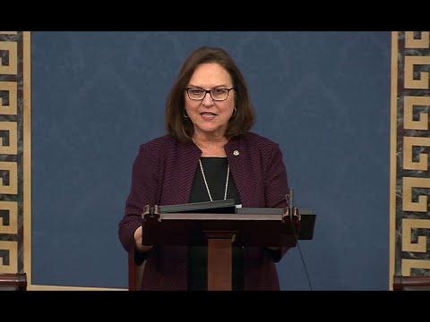 Senator Deb Fischer Voices Opposition To Impeachment Articles On President Donald Trump