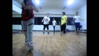 Vhinz Salcedo Choreography - Einstein by Tech9