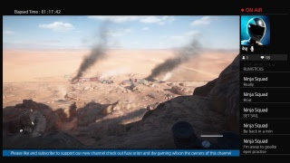 Battlefield 1 world war campaign Ps4 Amazing experience 