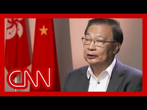 CNN speaks to only Hong Konger on committee that drafted controversial law