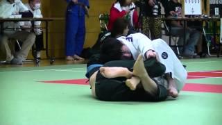 COPA Las Conchas 2014アダルト青帯ガロ級1回戦遠藤