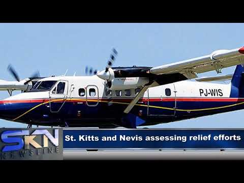 ST KITTS AND NEVIS IRMA EFFORTS REPORT