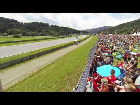 Formula 1 Austrian GP 9.7. 2017