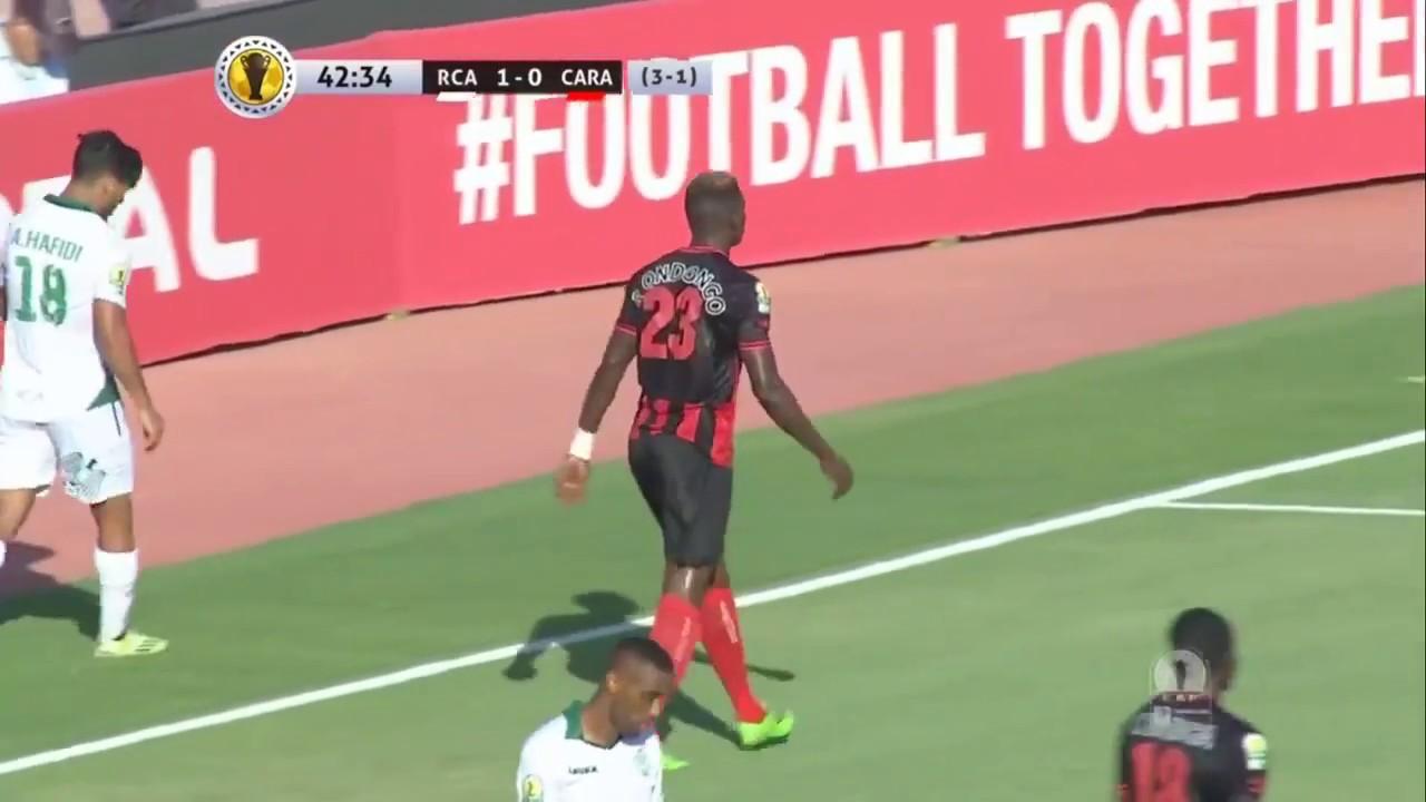 Download RAJA Casablanca 1-0 CARA Brazzaville | CAF Confederation Cup 2018