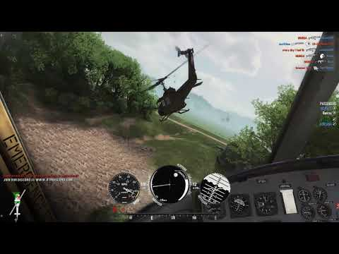 Rising Storm 2: Vietnam Huey Formation Flying #4