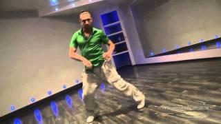 Борис Темкин - урок 3: видеоуроки клубных танцев