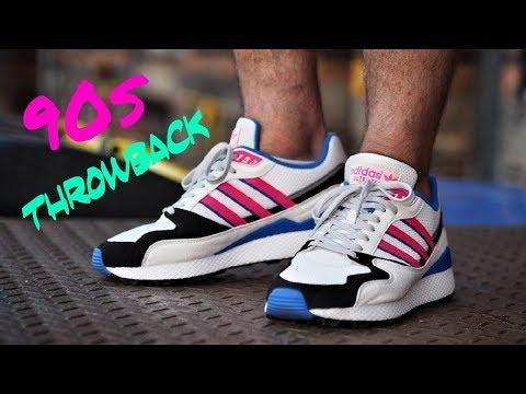Limpia la habitación Novedad Atticus  Adidas 90s Sneaker Heat Throwback: Ultra Tech OG Review - YouTube