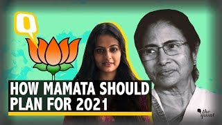 BJP Surge In Bengal What Mamata Banerjee Must Do Before The 2021 State Elections The Quin ...
