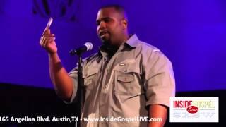 Inside Gospel LIVE at SXSW Artist: GF SOLDIER