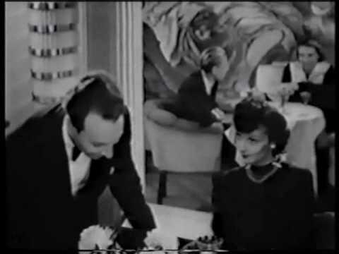 Kärlek var det ej (Liebe war es nie) - Zarah Leander 1932