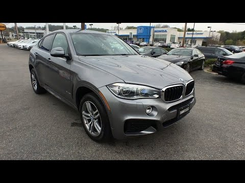 2015 BMW X6 Baltimore, Towson, Catonsville, Silver Spring, Rockville, MD P00451B