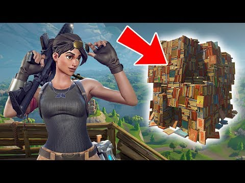 WORLD'S BEST FORT BASE!! (Fortnite Battle Royale)