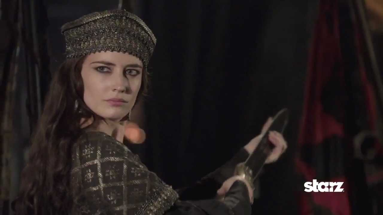 Download Camelot (Starz) Preview 1x09 episode ,,The Battle of Baron Pass´´