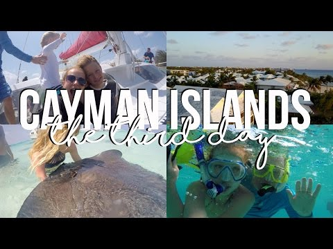 Cayman Islands Day 3! April 10th, 2017!