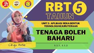 RBT TAHUN 5 TENAGA BOLEH BAHARU