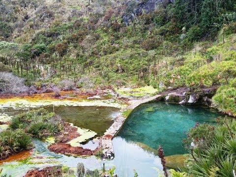 """Camping en: Las Termales """"La Cabaña"""" Murillo - Tolima - Colombia"""