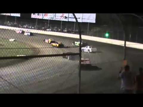 **09-01-2013 NeSmith SS Heat #2 @ Magnolia Motor Speedway