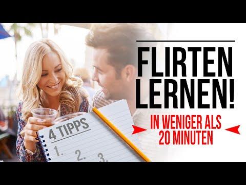 Frau flirten lernen