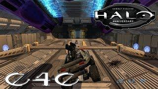 Halo Combat Evolved Anniversary #040 👽 Der Schlund (3) ENDE Ω Let's Play | Gameplay | Deutsch