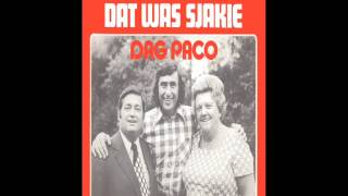"Willy Alberti & Tante Leen - Dat Was Sjakie  (Afscheidslied voor Sjaak Swart ""Dat Was Sjakie"" 1973)"