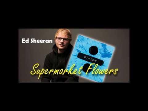 Ed Sheeran - Supermarket Flowers (Audio)