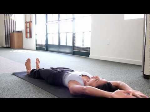 Pilates for Beginners - Great Pilates Workout for Beginners and Seniors - PART 1
