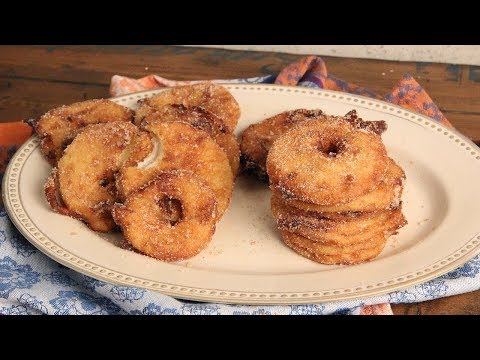 Fried Apple Rings | Episode 1199