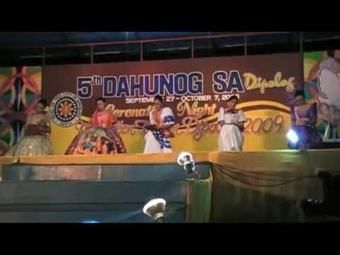 2of3 Coronation of Ms. Teen Tourism Dipolog 2009