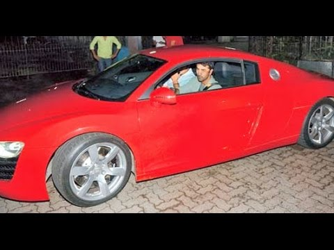 Bollywood Actors and Actresses Cars Collection 2014