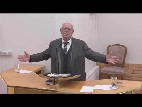 Κήρυγμα Ευαγγελίου - Κατα Λουκά 01:08-25