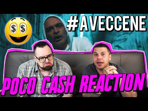 Bassi Maestro - Poco Cash (feat. Vegas Jones) | RAP REACTION | ARCADEBOYZ