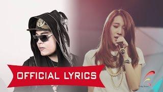 [Official Lyrics]  Emily -  Nơi Cuối Cùng ( ft. LK )