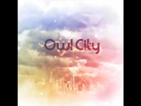 On The Wing Lyrics by Owl City