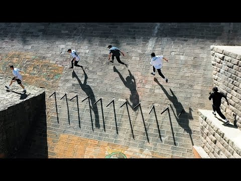 Mexican Wall Run challenge - TRUMPED! 🇲🇽