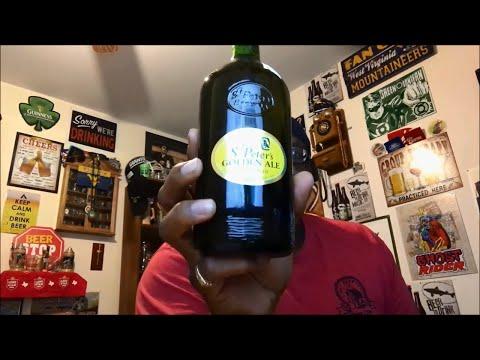 St  Peter's Golden Ale Beer Review
