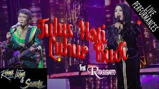 Rhoma Irama Soneta Group Feat Rita Sugiarto Tulus Hati Luhur Budi Live