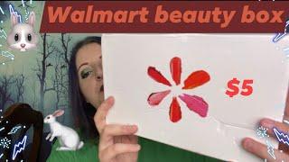 Unboxing Walmart Beauty Box Spring 2020 Plus Friend Mail Plus A Surprise Guest