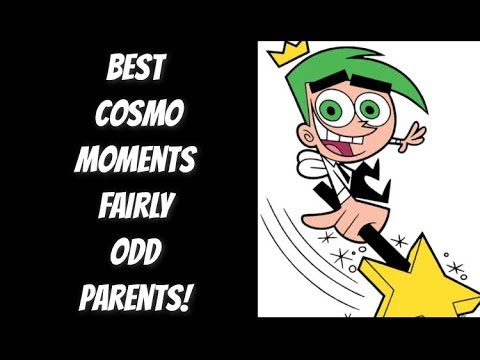 best cosmo moments fairly odd parents!
