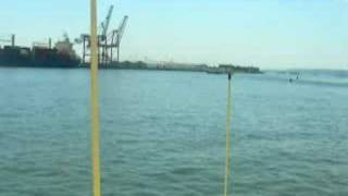 water taxi  from downtown manhattan to red hook brooklyn
